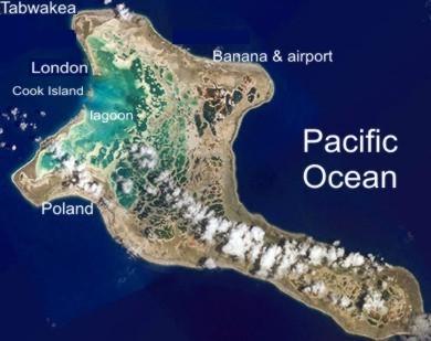 Poland, Polska, Kiribati, blog dziennikarski, www.rogalinski.com.pl